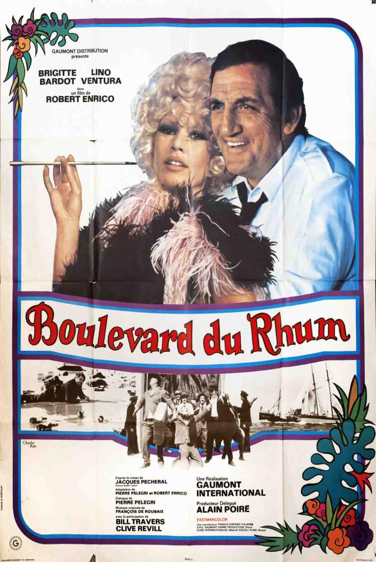 Boulevard du Rhum (FOLDED) - 1971