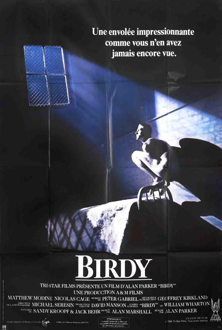Birdy (FOLDED) - 1984