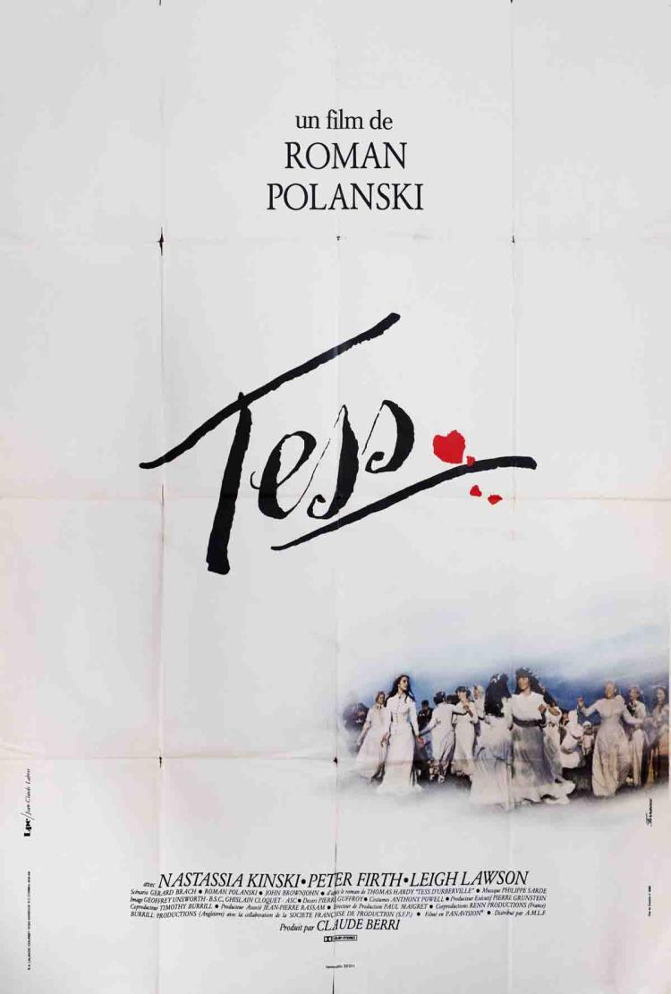 Tess (FOLDED) - 1980