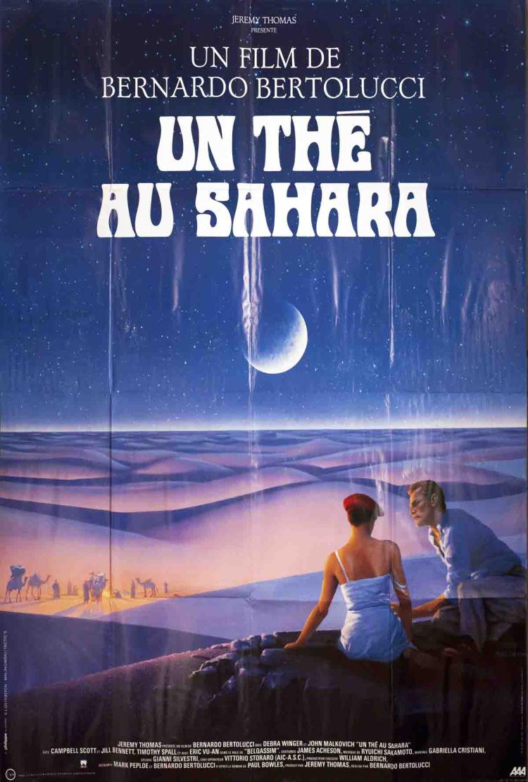 Un The au Sahara (FOLDED) - 1990