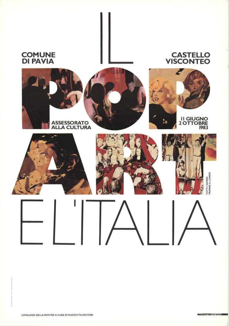 Il Pop Art El'Italia - 1983