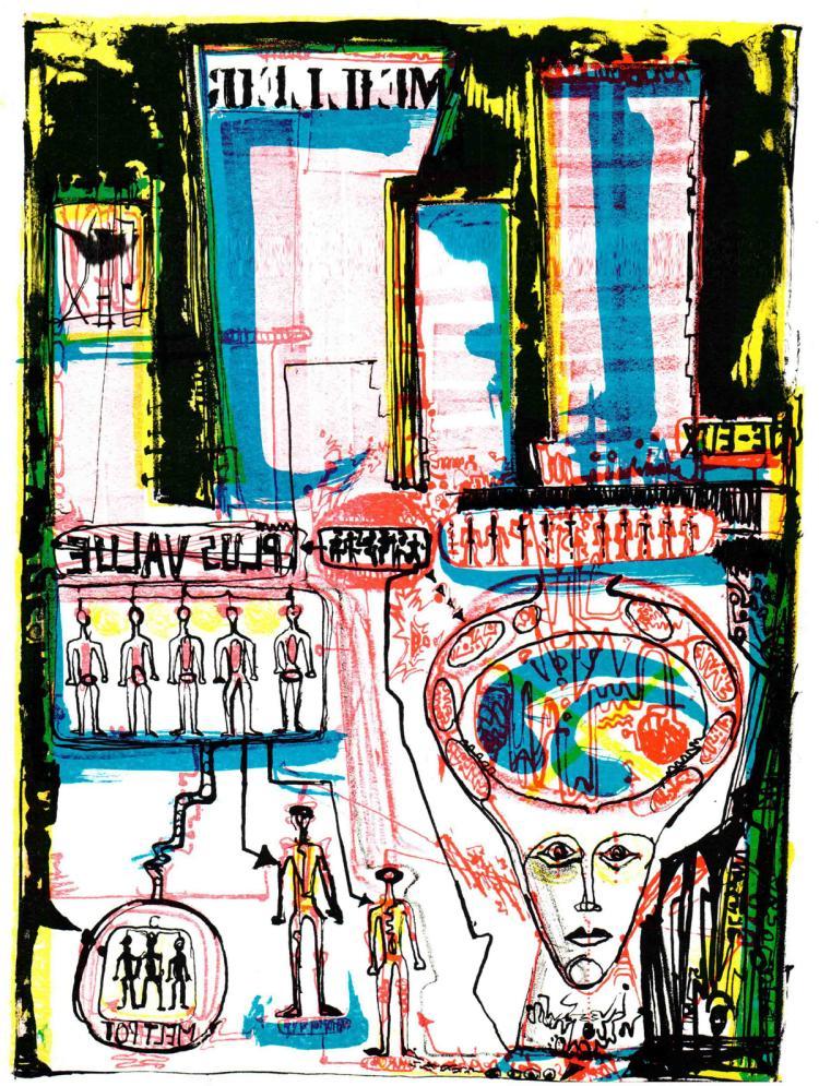 Klaus Geissler - Plus Value  - 1967