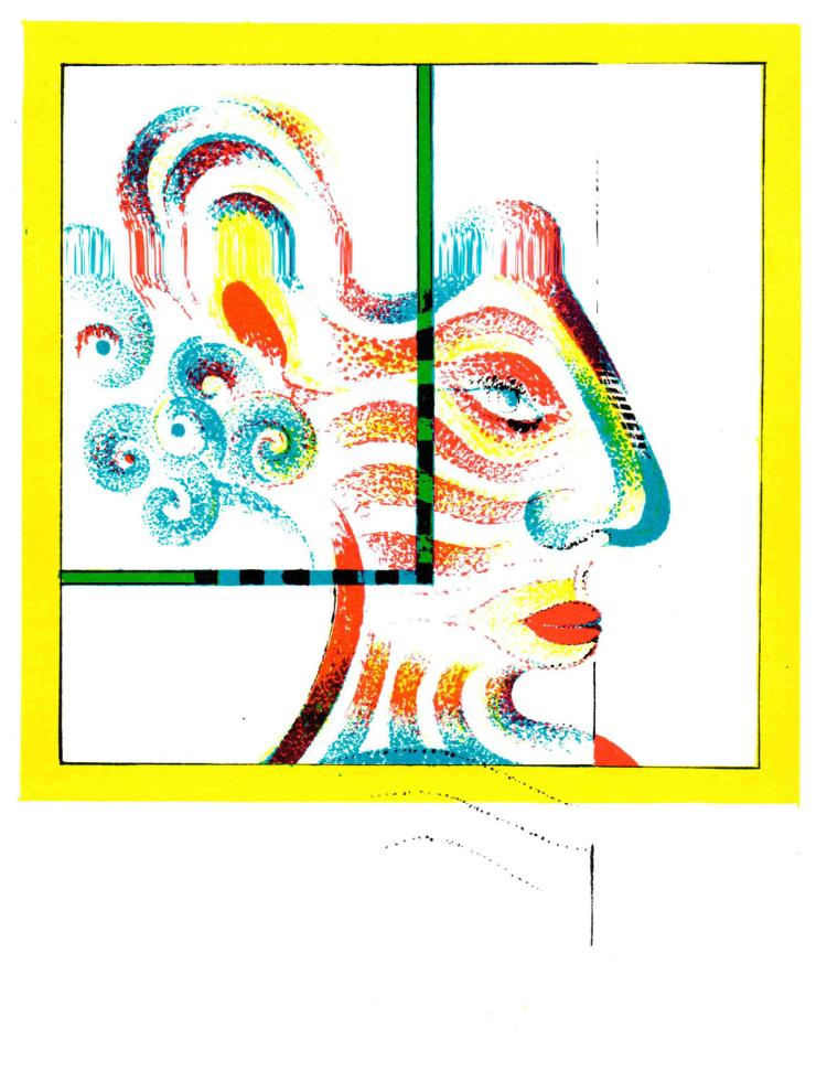 Martin Engelman - Untitled composition  - 1967