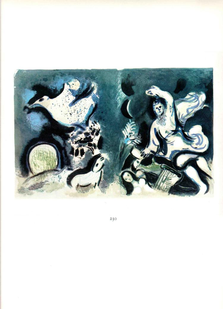 Marc Chagall - Couverture - 1963