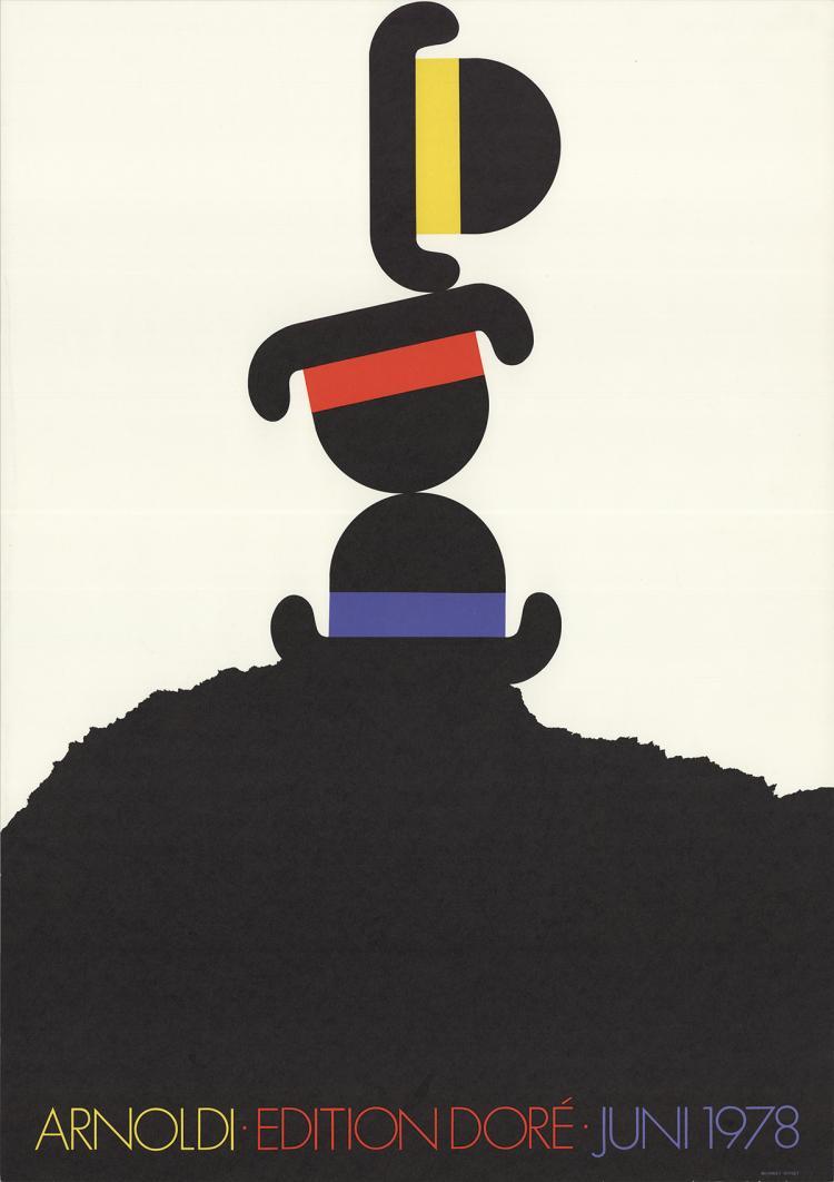 Per Arnoldi - Edition Dore - 1978