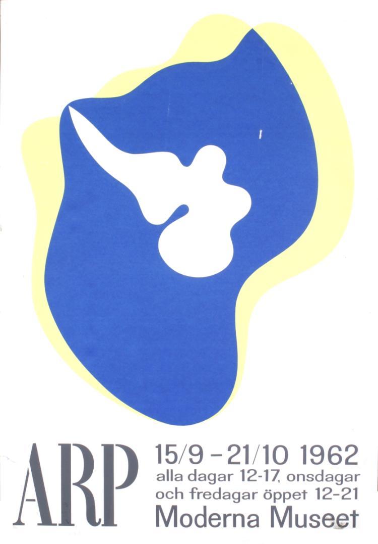 Jean Arp - Moderna Museet - 1962