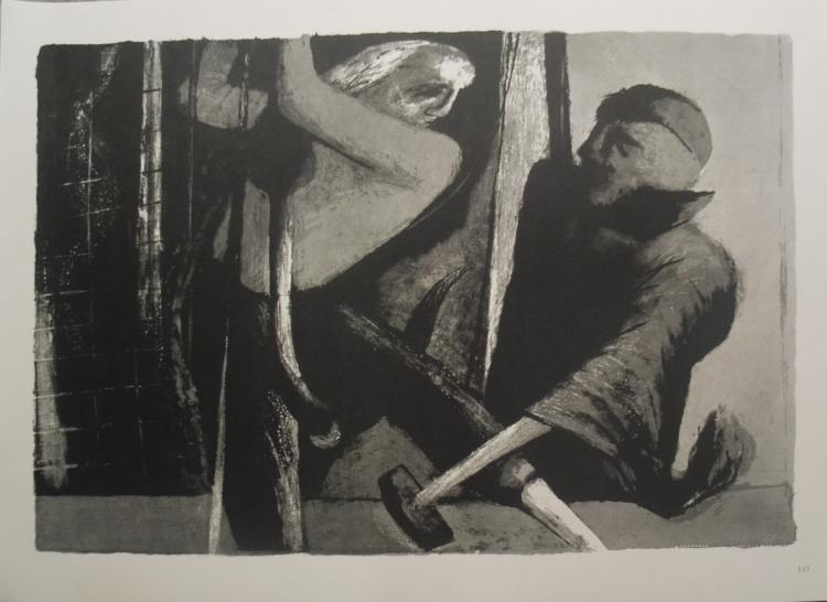 Benton Spruance - The Samuel Enderby
