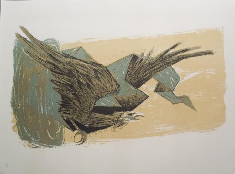 Benton Spruance - Sky Hawk