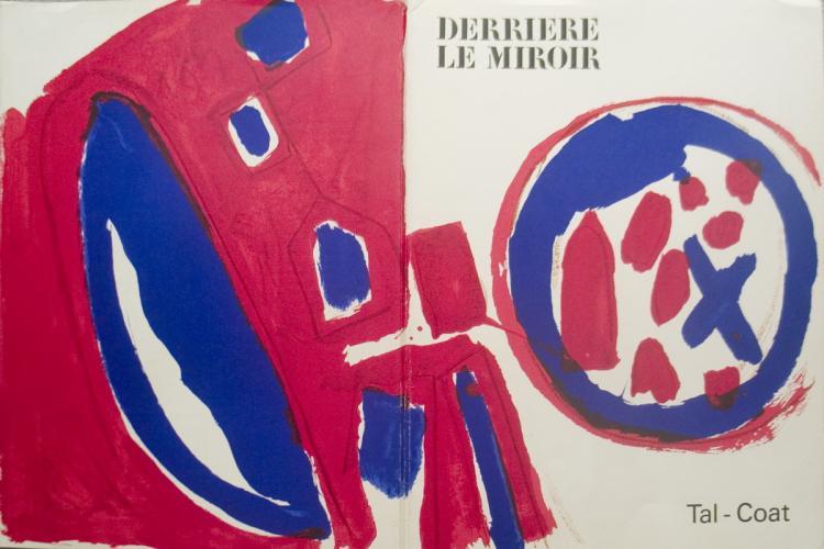 Pierre Tal-Coat - Proche de L'Ete - 1962