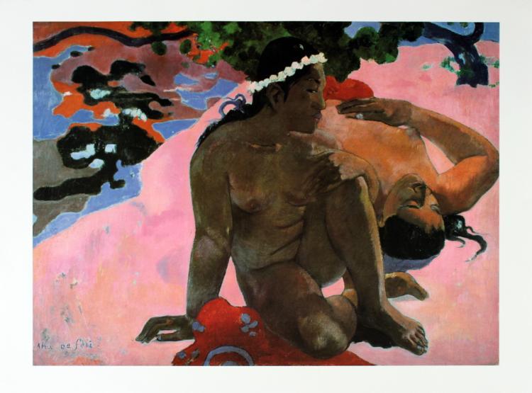 Paul Gauguin - Aha! Oe Fe II - 1998