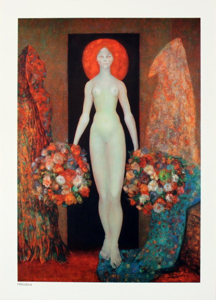Leonor Fini - Heliodora - 1975
