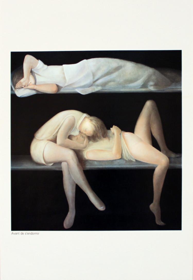 Leonor Fini - Avant de S'Endormir