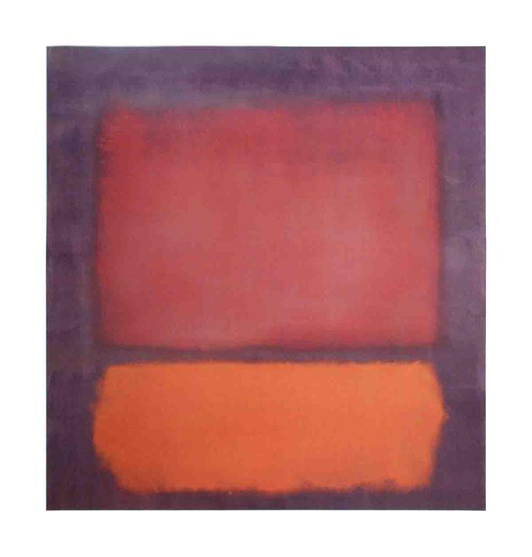 Mark Rothko - Untitled (1962) - 1998
