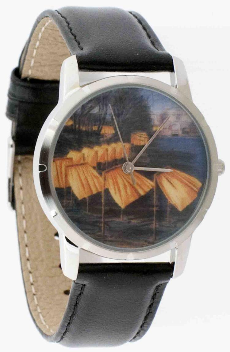 Javacheff Christo - The Gates Men's Watch - 2005
