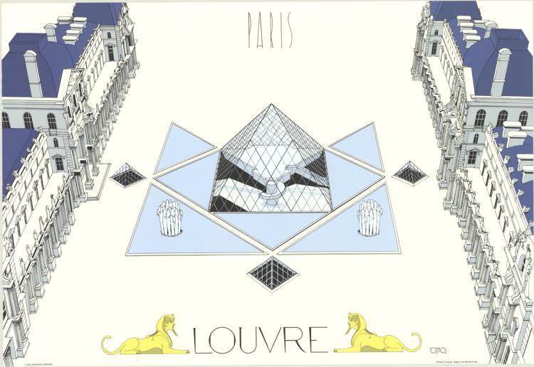 Otso - Paris Louvre - 1990