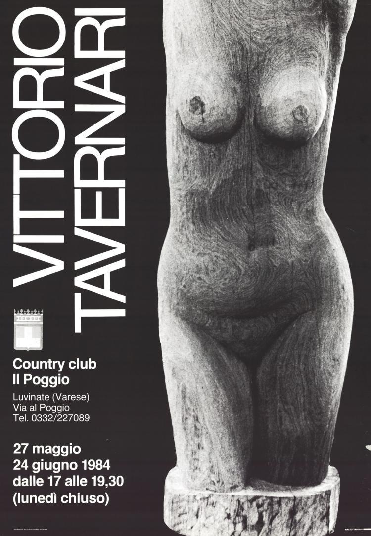 Vittorio Tavernari - Sculptures - 1984