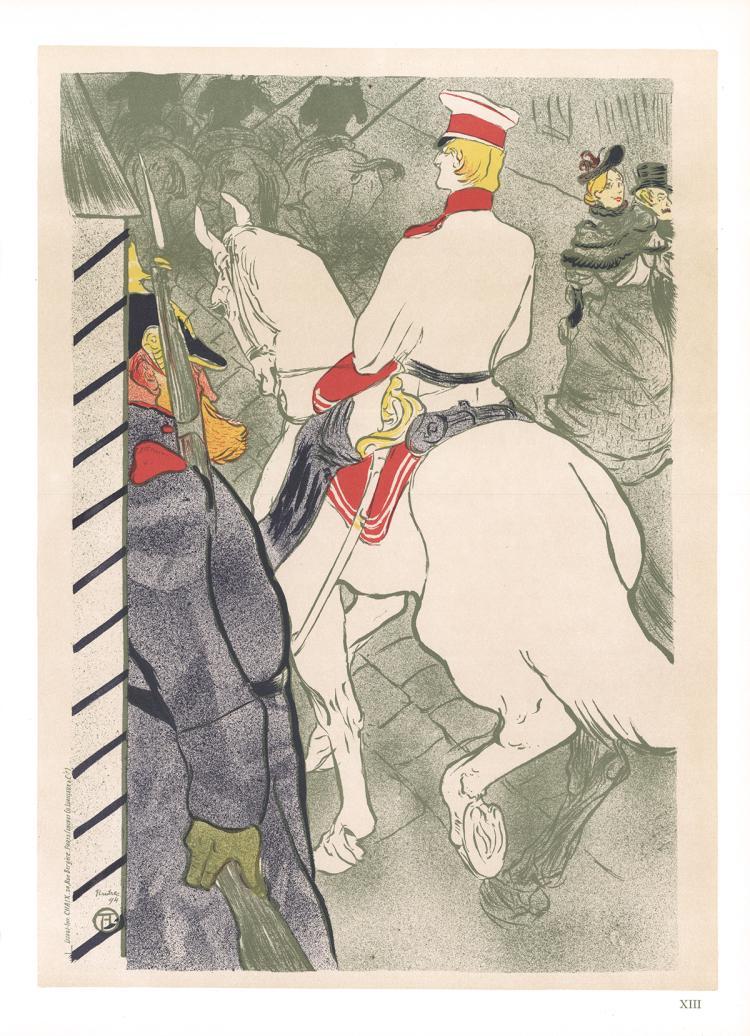 Henri de Toulouse-Lautrec - Babylone D'Allemagne - 1966