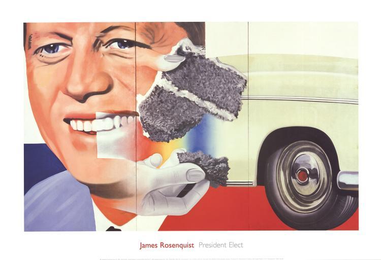 James Rosenquist - President Elect - 2004