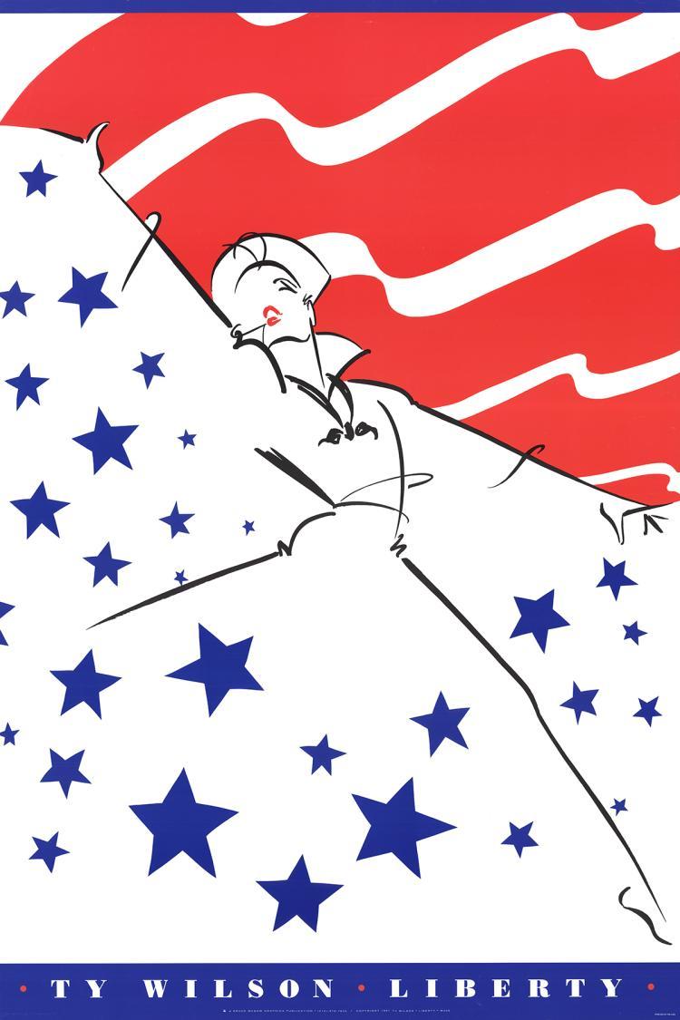 Ty Wilson - Liberty - 1991