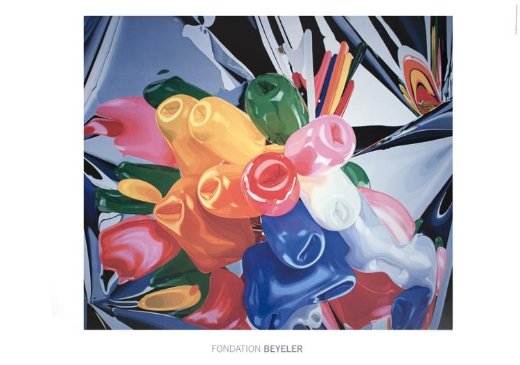 Jeff Koons - Tulips - 2011