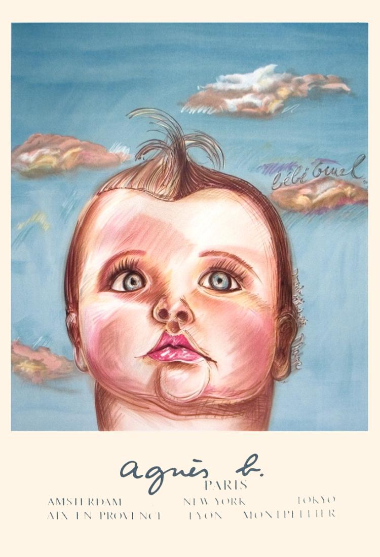 Diane Chanel - Agnes B, le Bebe Cruel