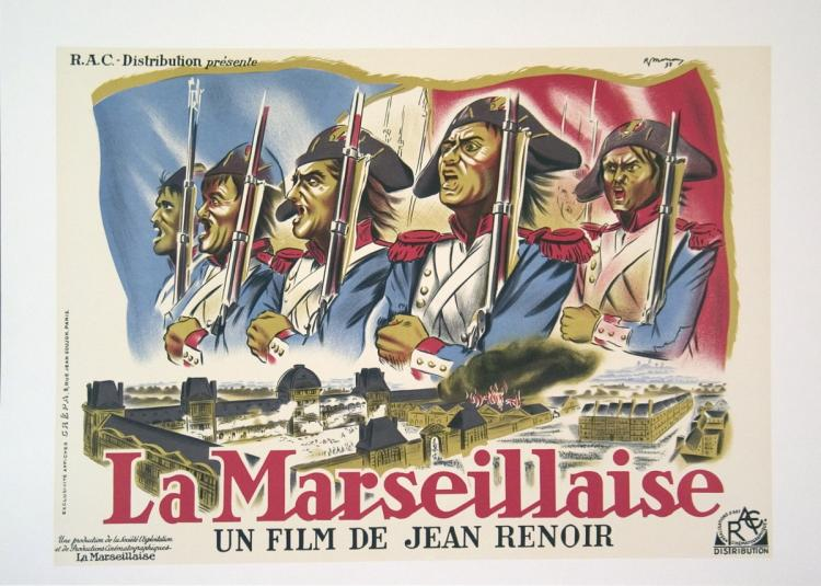 Marion - La Marseillaise, Un film de Jean Renoir