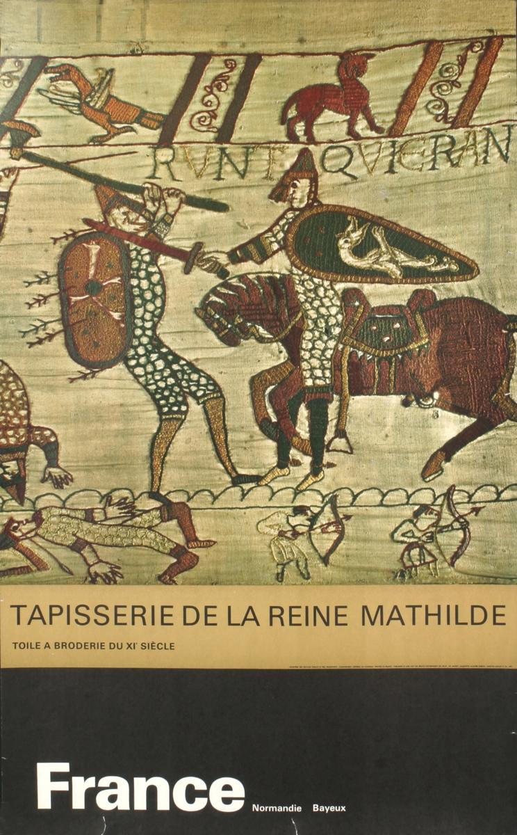 Tapisserie De la Reine Mathilde