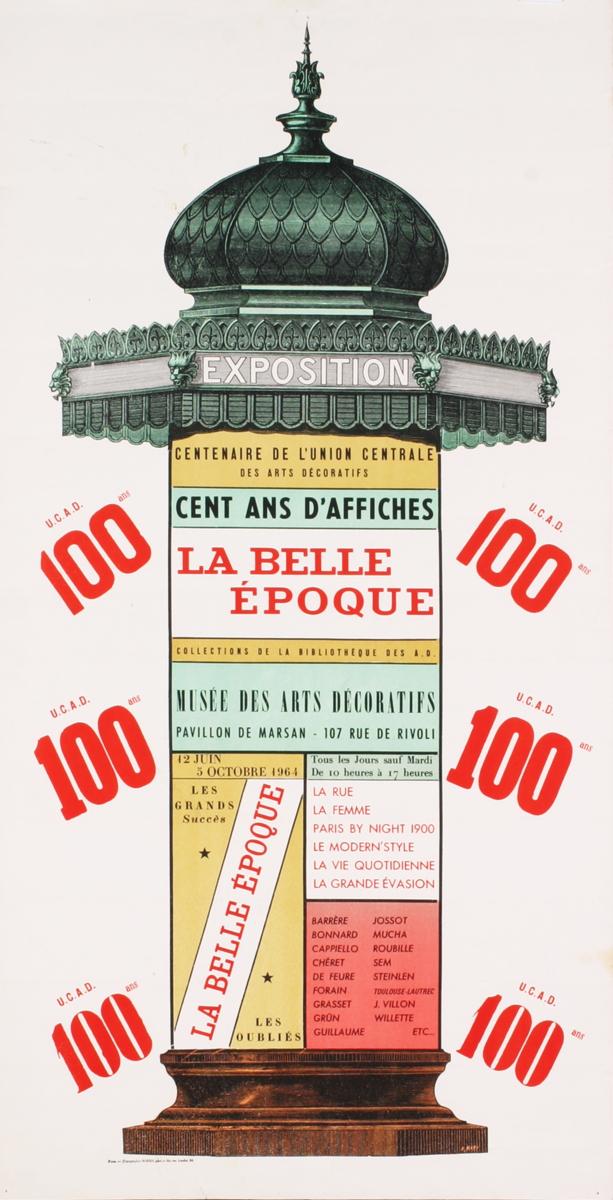 La Belle Epoque Exposition - 1964