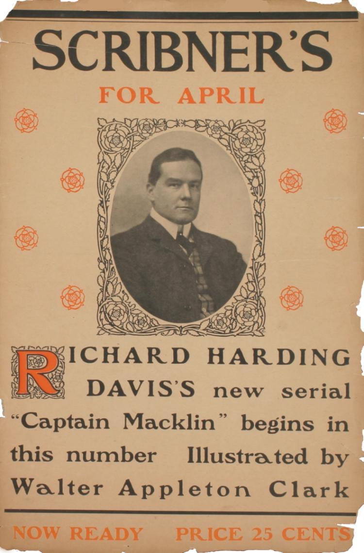 Scribner's Richard Harding Davis