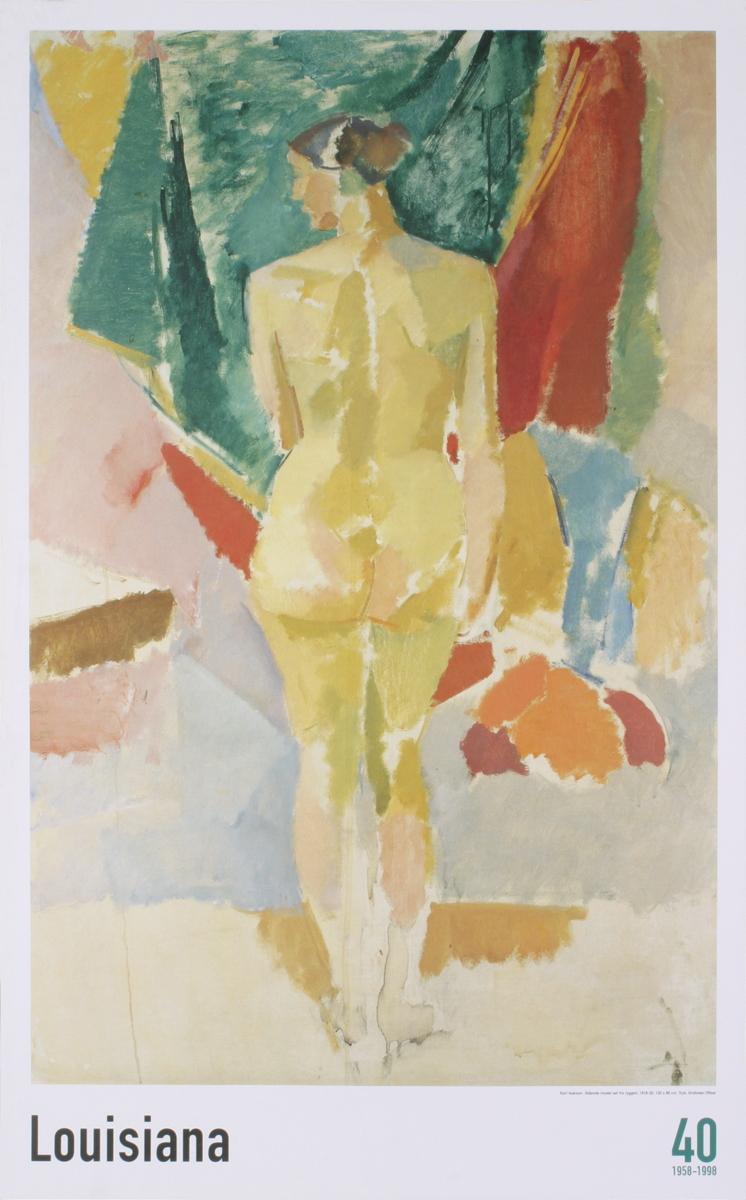 Karl Isakson - Standing Model