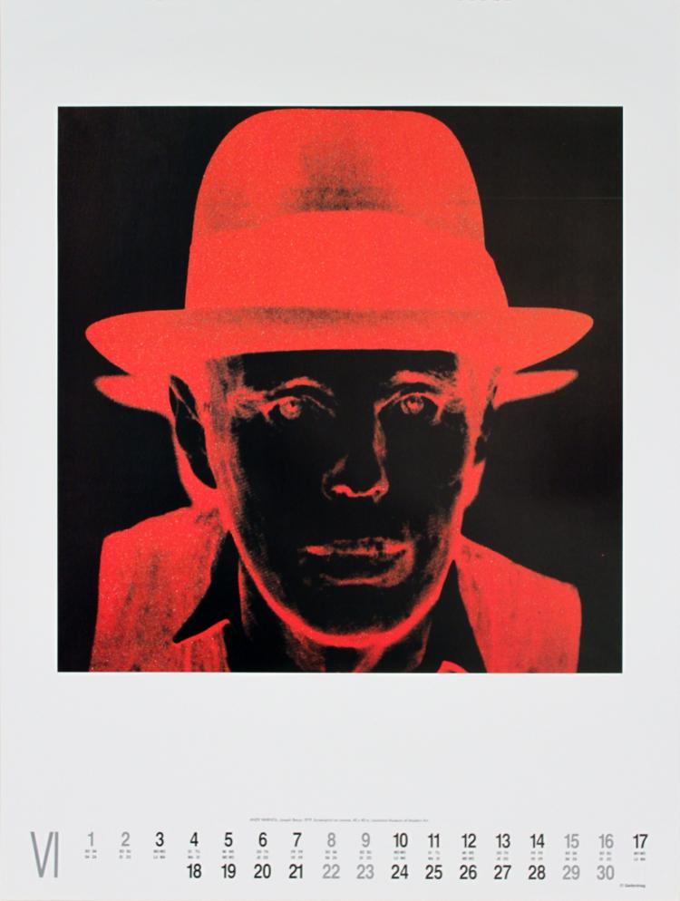 Andy Warhol - Joseph Beuys - 1991