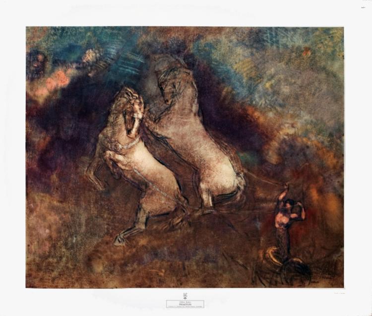 Odilon Redon - Phaedon