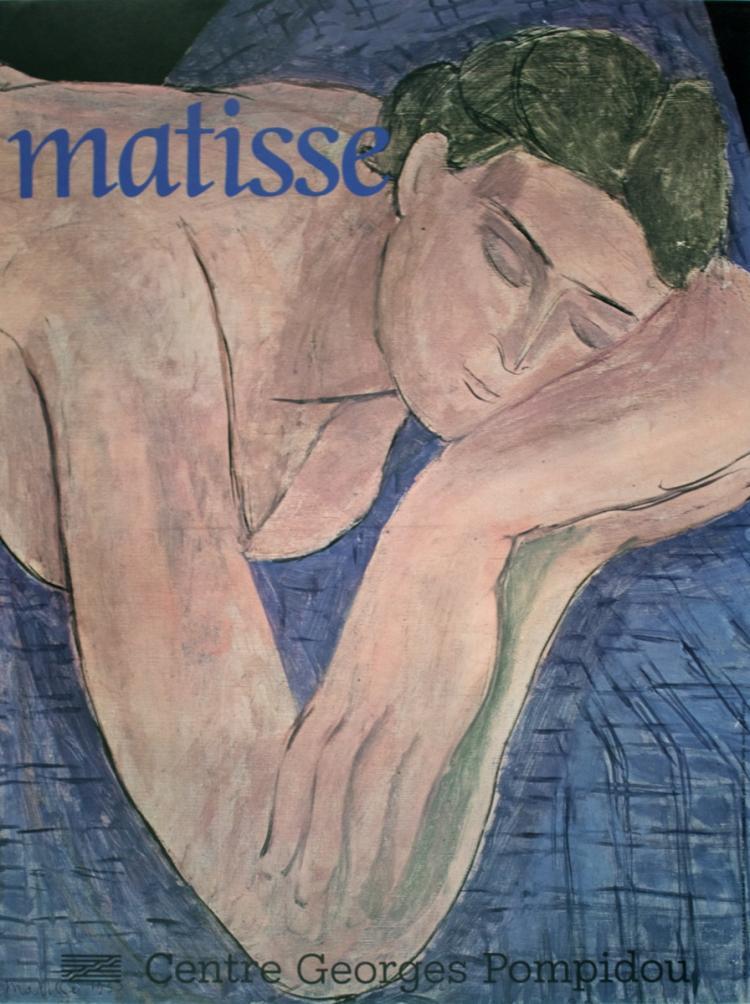 Henri Matisse - Le Reve - 1981