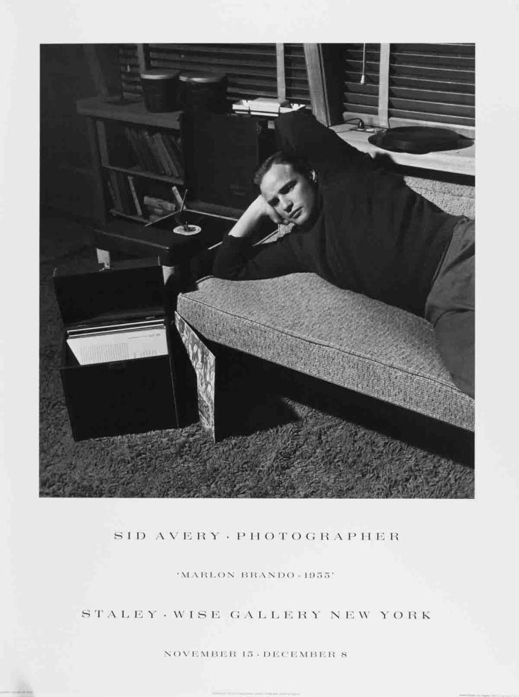 Sid Avery - Marlon Brando