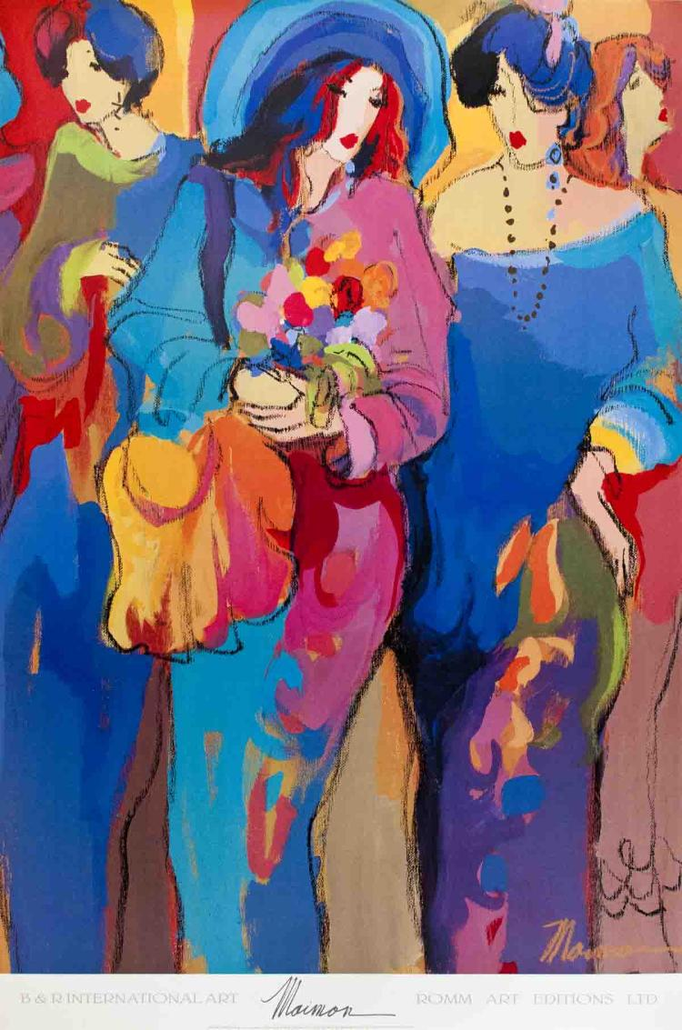 Isaac Maimon - Angels - 1992
