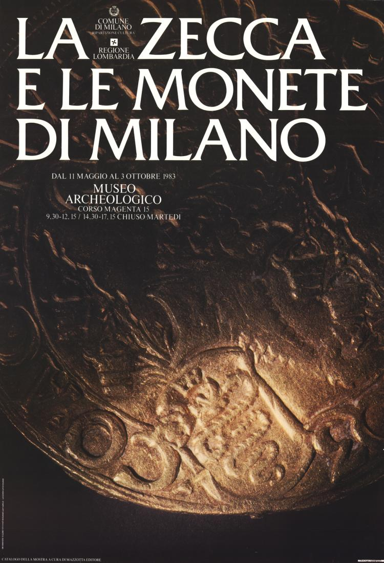 The Mint and Coins of Milan - 1983