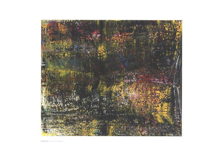 Gerhard Richter - Bevel - 2016