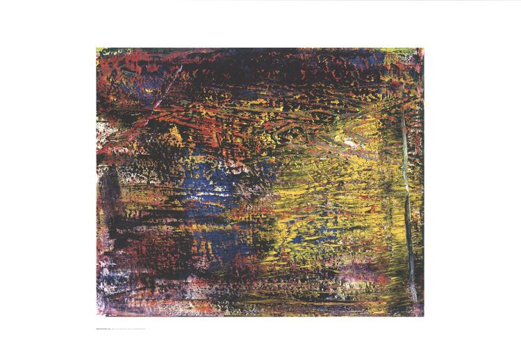 Gerhard Richter - Degree - 2014