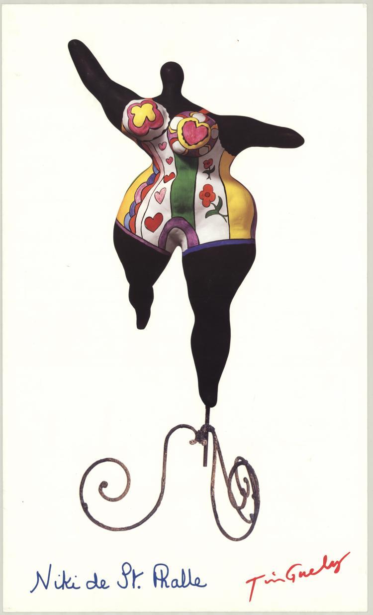 Niki de Saint Phalle - Casino Knokke - 2002