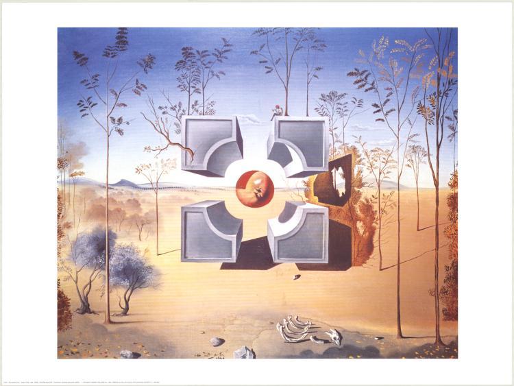Salvador Dali - Sans Titre - 1994