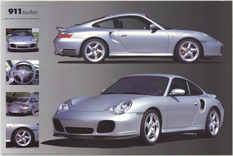 Maggi & Maggi - Porsche 911 Turbo - 2001