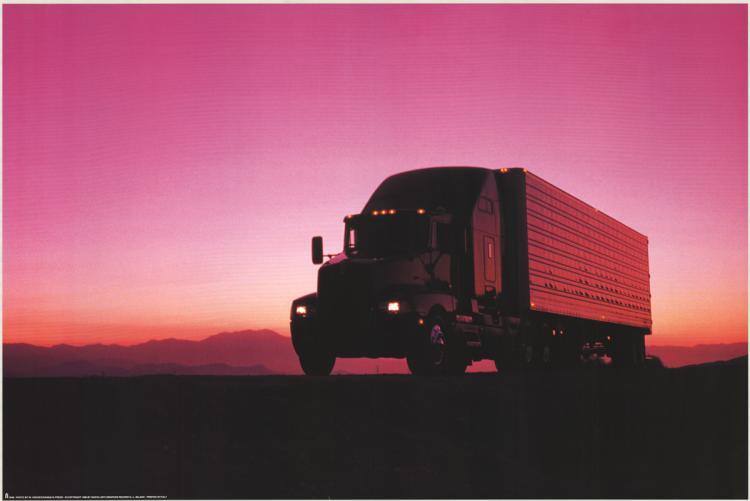 W. Hodges - Sunset - 1998