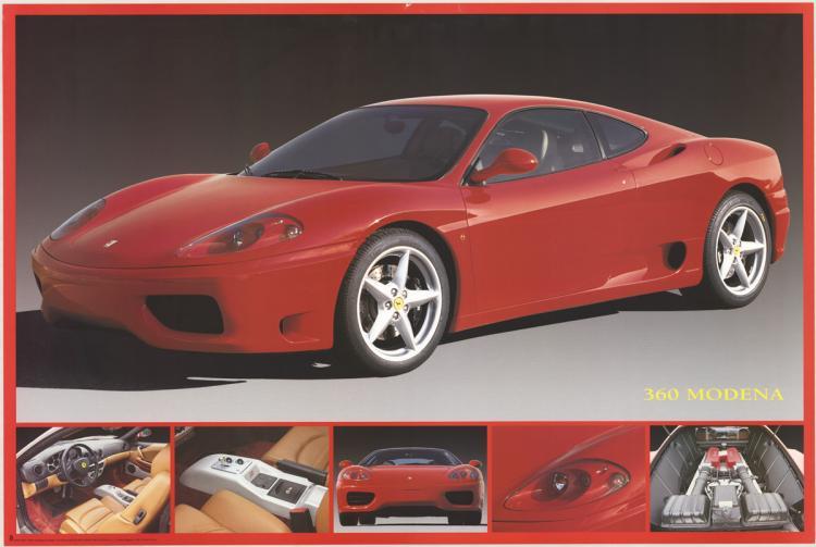 Maggi & Maggi - 360 Modena - 1999