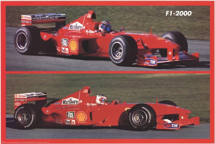Maggi & Maggi - F1 - 2000 (Formula 1) - 2000