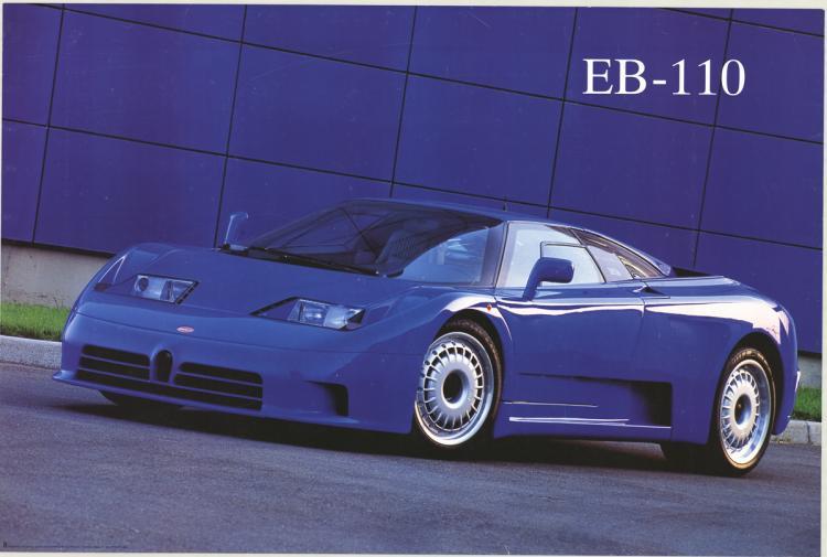 Maggi & Maggi - EB-110 - 1999