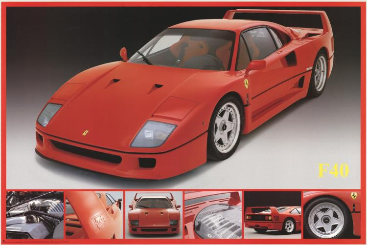 Maggi & Maggi - F40 - 1999