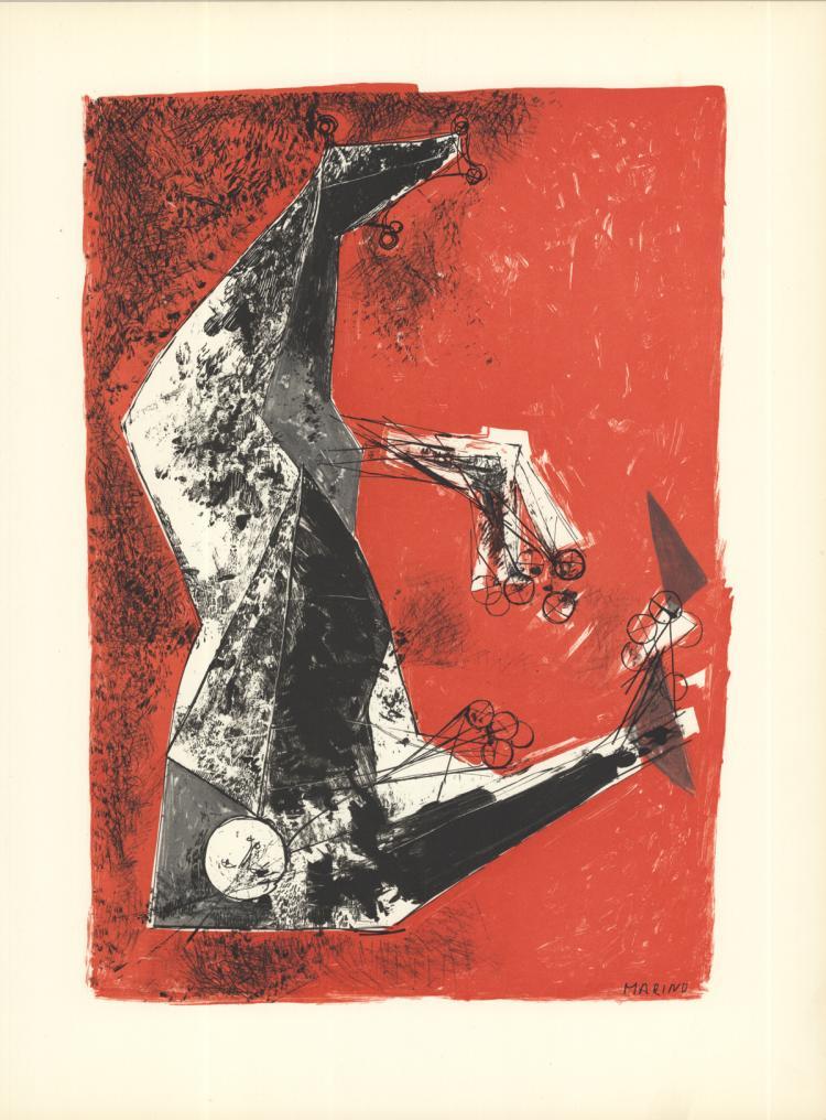 Marino Marini - Miracolo (Miracle) - 1959