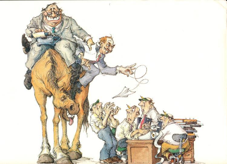 Schweber - High Horse - 1985