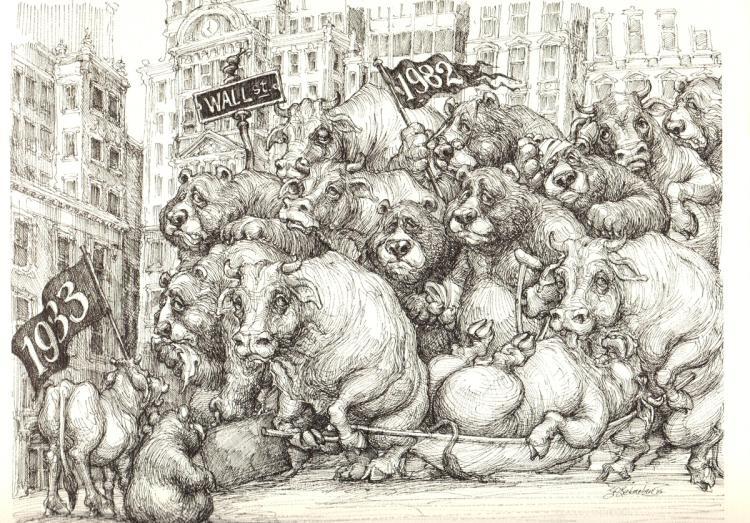 Schweber - Bears & Bulls - 1985
