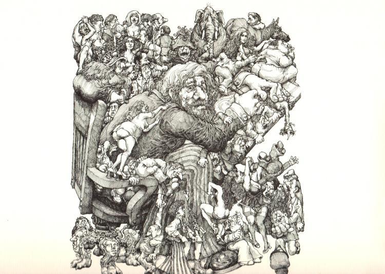 Schweber - Gulliver - 1985